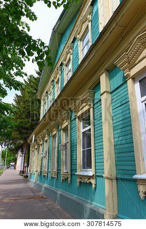 Residential Building, Where In 1921-1922 Was Located Zaraysk Flight School Of Preliminary Training I