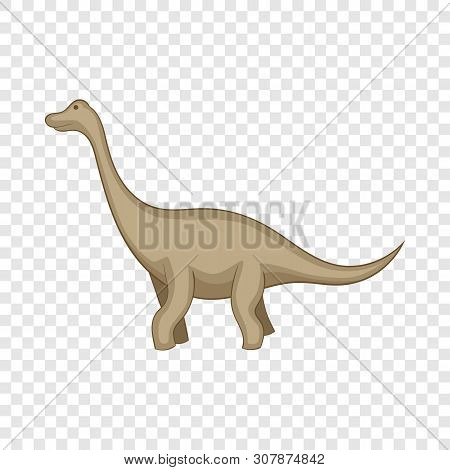 Tyrannosaurus Icon. Cartoon Illustration Of Tyrannosaurus Vector Icon For Web