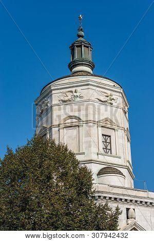 Temple Of Victory, 1928 (tempio Della Vittoria, Italian), It Commemorates The Citizens Of Milan Who