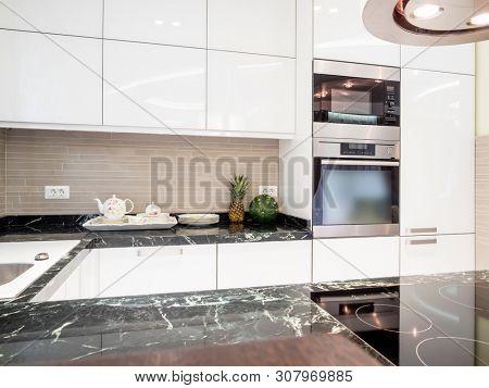Modern contemporary apartment interior design