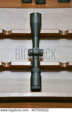 Optics Scope Telescopic Sight Device For Hunting