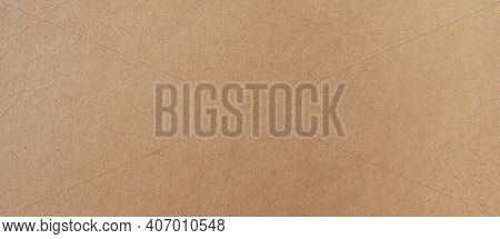 Close Up Brown Paper Texture And Background With Copy Space
