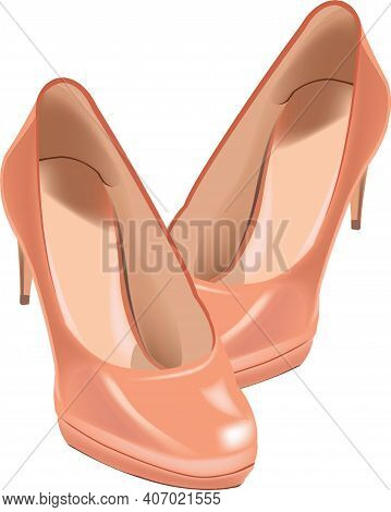 High-heeled Shoe For Women's Ceremony High-heeled Shoe For Women's Ceremony