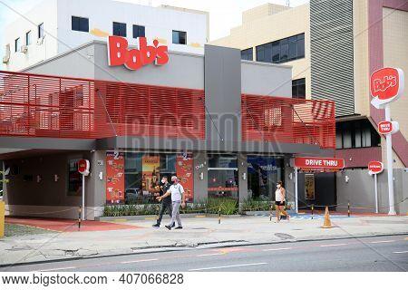 Bob's Restaurant In Salvador