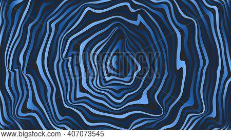 Irregular Ripples Pattern Ink Creative Indigo Backdrop, Blend Stains Phantom Blue Rich Depth Backgro