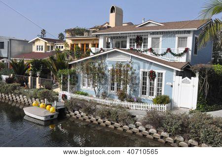 Venice in Los Angeles County, California