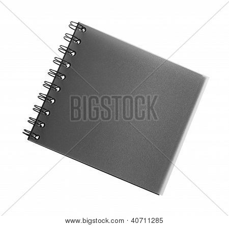 Booklet With Spiral Binding