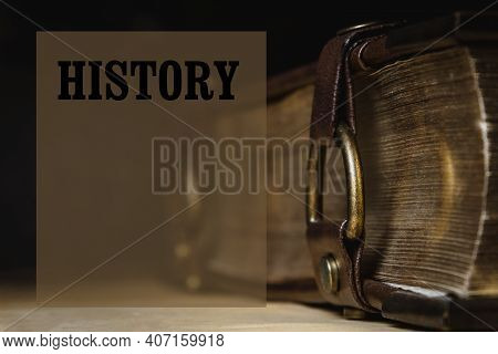History. The Concept Of Science \