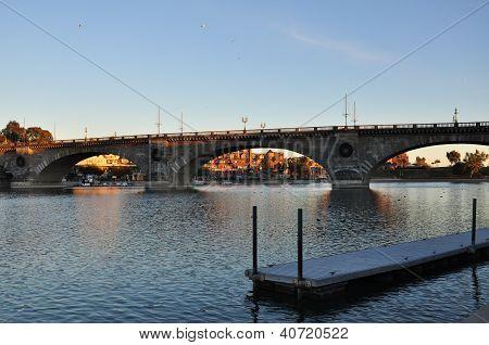 London Bridge Dock
