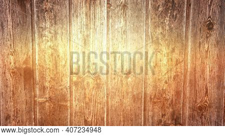 Yellow Gold Background Texture, Old Distressed Vintage Grunge In Faded White Spotlight Design In Upp