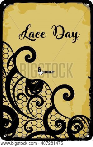 A Day Dedicated To Lace-related Crafts In February Lace Day