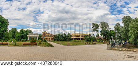 Hotel Complex Monarkh In Svyatogorsk, Ukraine