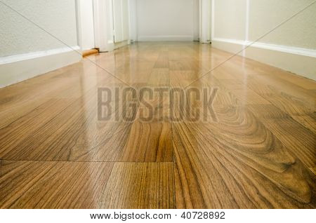 New Wooden Floor