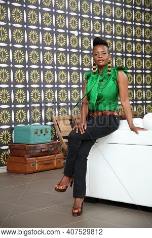 Nkhensani Nkosi, Stoned Cherrie Brand Founder, Fashion Designer, Actress And Tv Personality