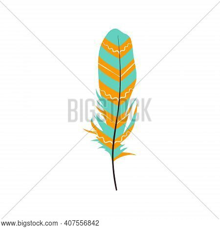 Isolated Nib Icon. Plume Vector Element Can Be Used For Nib, Feather, Pen Design Concept