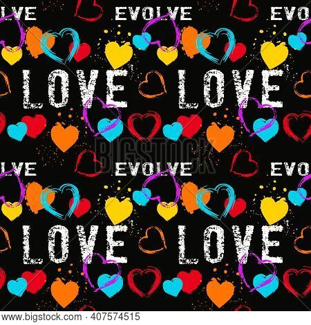 Love Evolves The Heart Of My Valentine