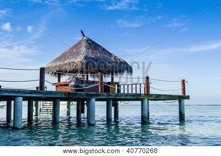 peaceful shore