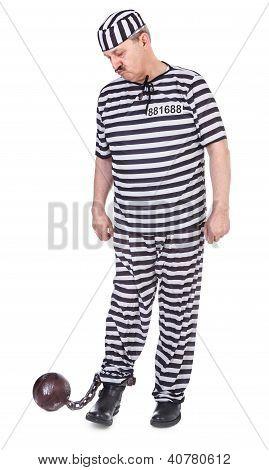 Unsatisfied Prisoner