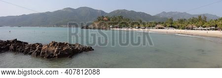 Diamond Bay Resort Beach In Khanh Hoa Province