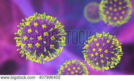 Nipah Virus, A Newly Emerging Bat-borne Virus That Causes Acute Respiratory Illness And Severe Encep
