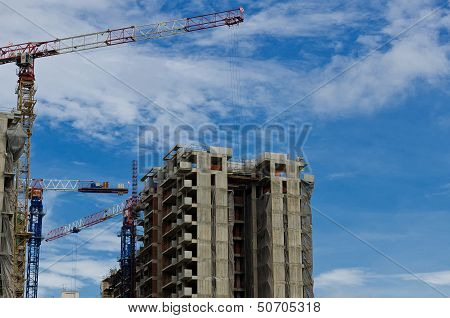 hdb building under construction