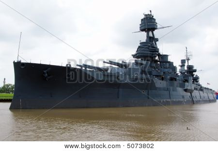 Military - Uss Texas Battleship
