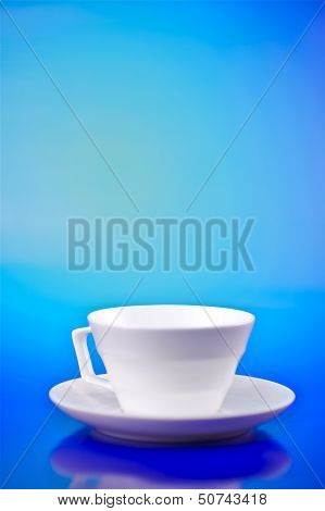 Whiter Small Cup