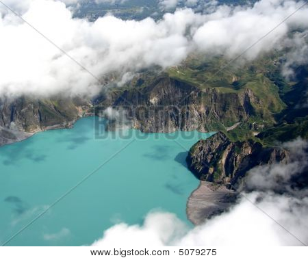 Mount Pinatubo Crater Pool