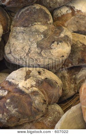 Fresh Crusty White Bread