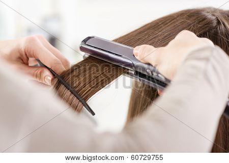 Hair Straighteners.