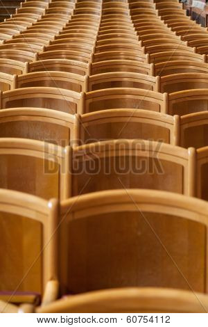 Seats In A Hall