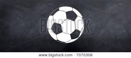 White Soccer Football