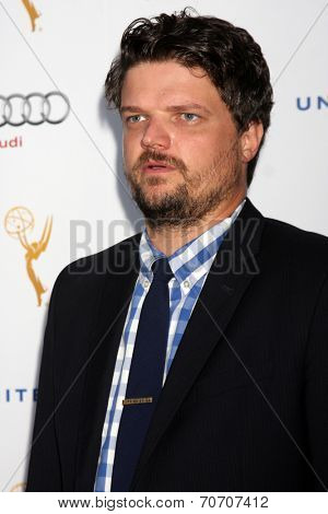 LOS ANGELES - AUG 23:  Matt Jones at the Television Academy's Perfomers Nominee Reception at Pacific Design Center on August 23, 2014 in West Hollywood, CA