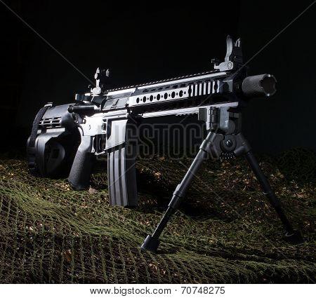 Ar-15 Handgun