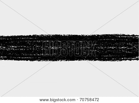 Gunge Charcoal Drawn Background Element With A Space For Your Text