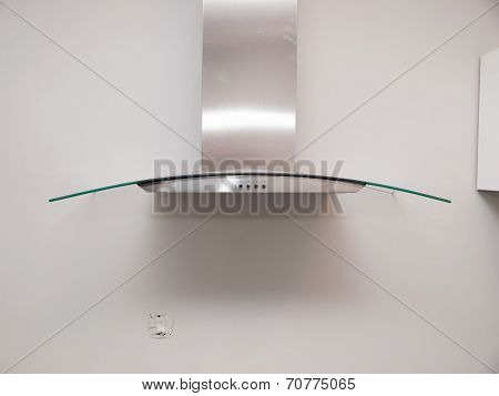 Extractor Fan In A Kitchen