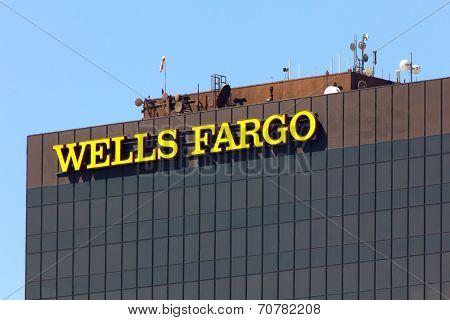 Wells Fargo Bank Tower