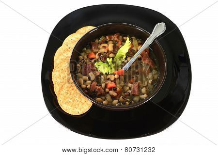 American South Tradition New Years Day Soup