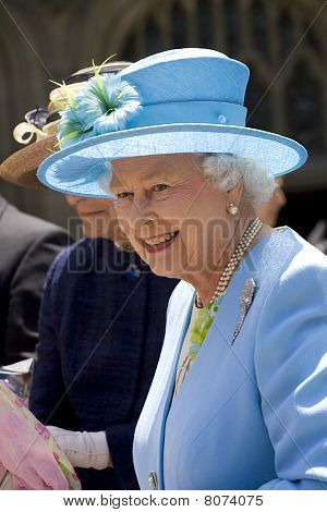 2010 Royal Tour Queen Elizabeth II