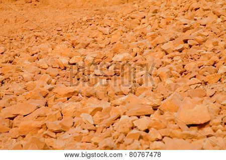 Limestone Rocks Background