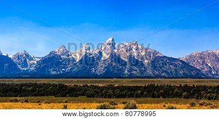 Teton Ridge