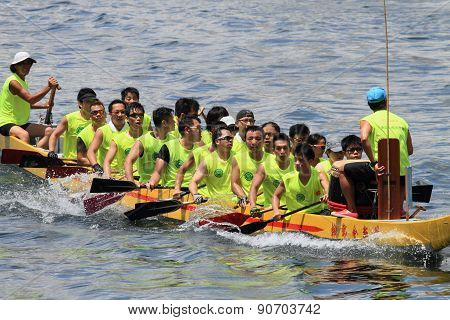dragon boat race, Hong Kong