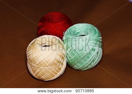 knit silk
