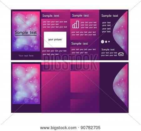 Pink Purple Handout