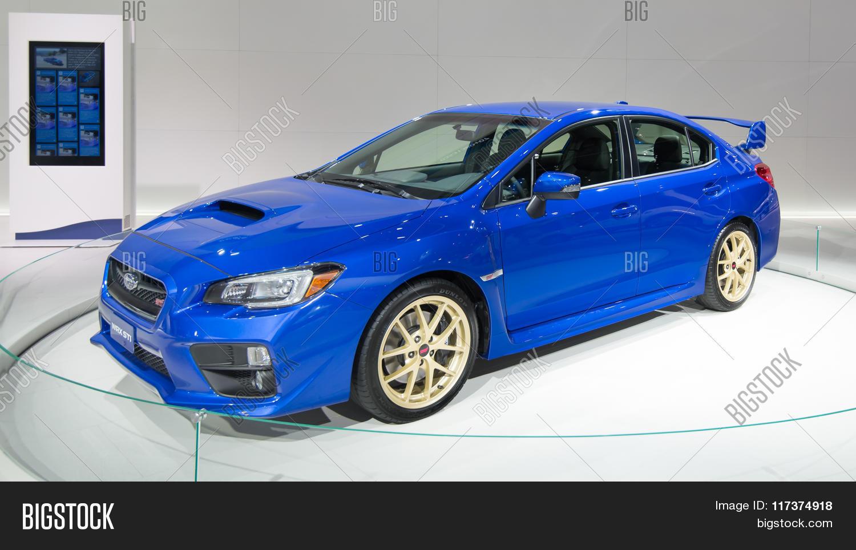 2014 Subaru Impreza Wrx Sti >> 2014 Subaru Impreza Image Photo Free Trial Bigstock