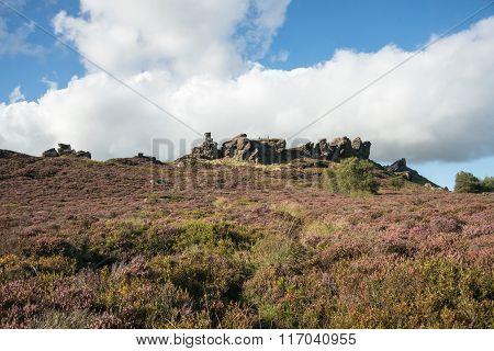 Ramshaw Rocks, Staffordshire Moorlands