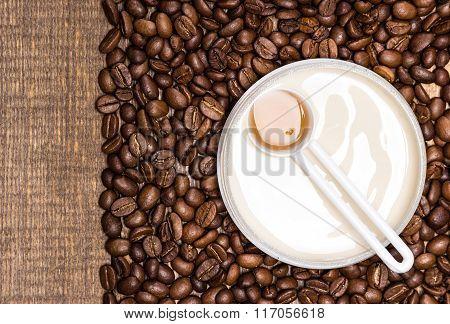 Anti-cellulite Cosmetics With Caffeine