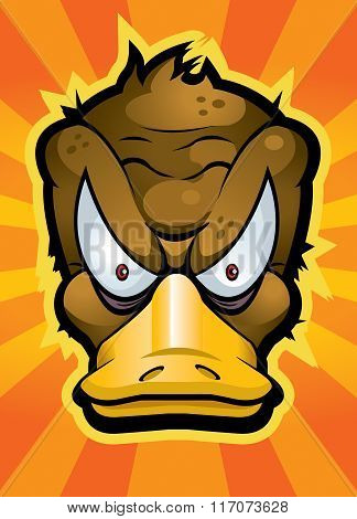 Angry Platypus