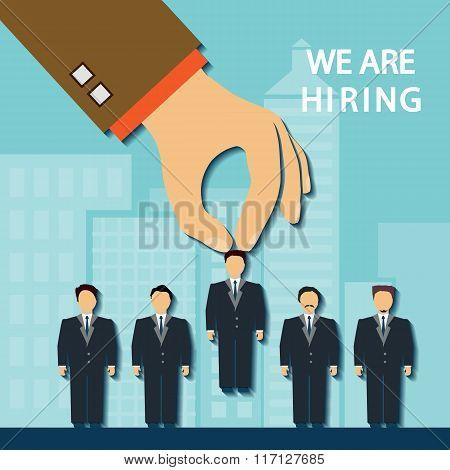 Recruitment A Candidate