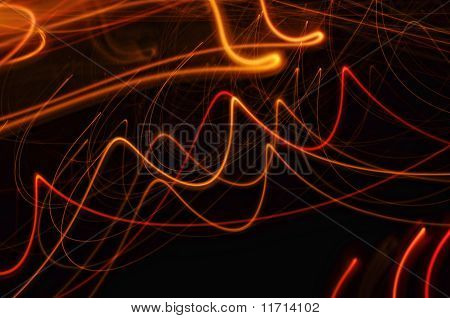 Vivid Abstract Background Series